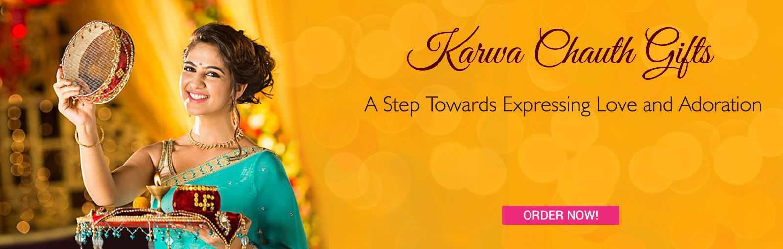 Send Karvachauth gifts to India