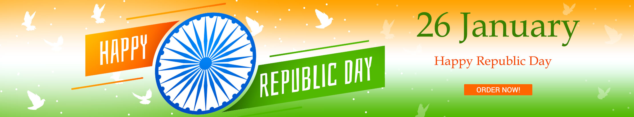 Send Republic Day Gifts to India
