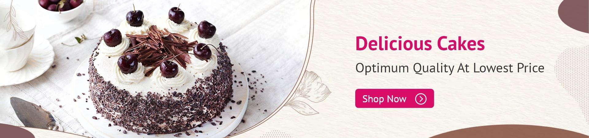 Send Birthday Cakes to India